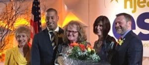 Jayne Carmen Receives the  ESP Career Achievement Award !