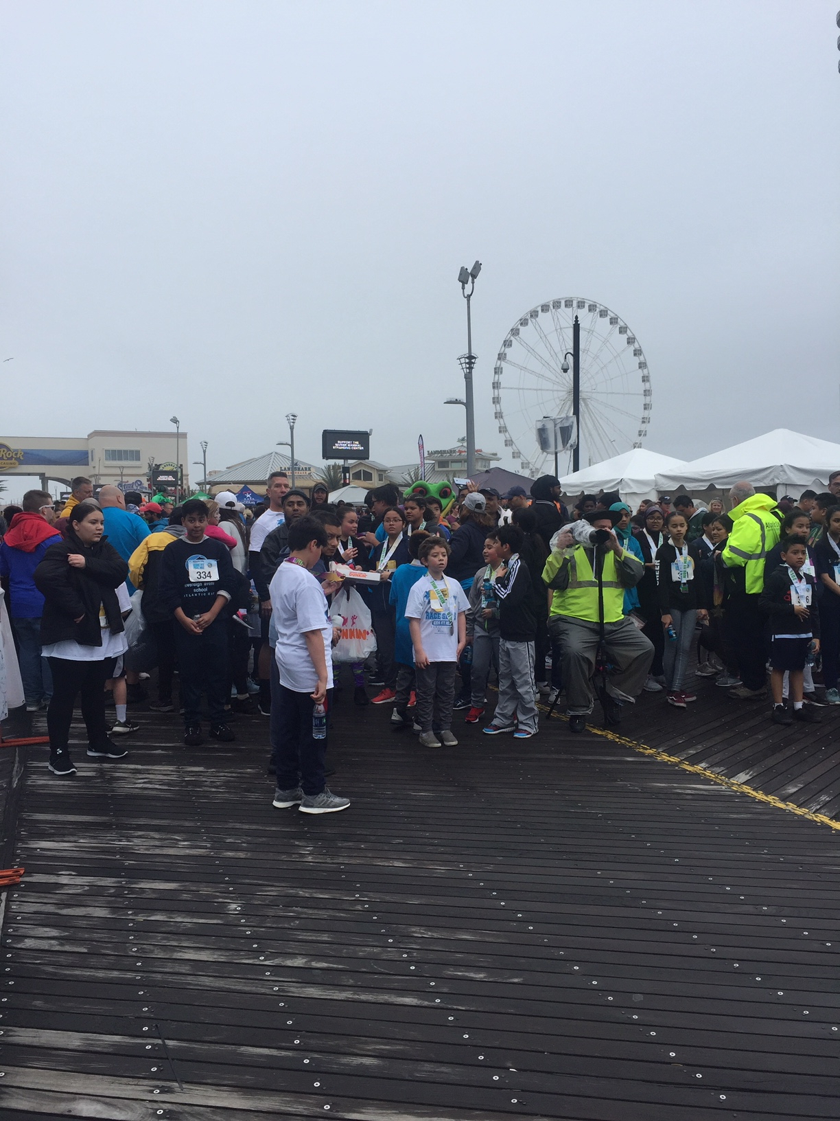 ACCEA Sponsors the Kids Fit Final Mile
